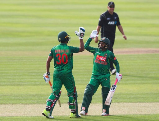 The series begins on March 6 which has Bangladesh as the third team.