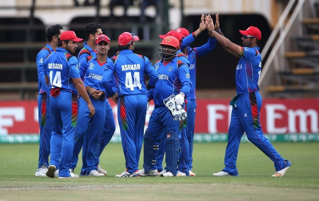 Afghanistan knock Ireland out, qualify for the 2019 ODI World Cup
