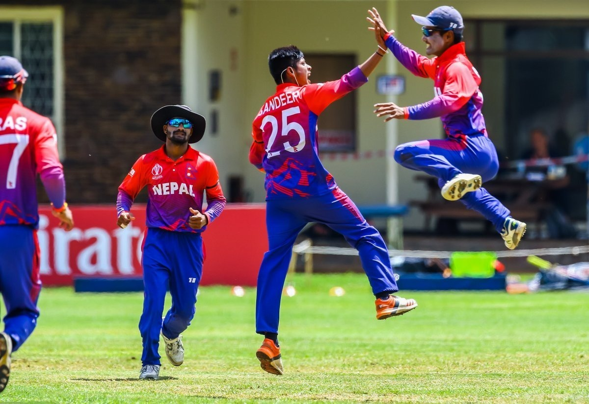 Nepal earn ODI status for first time