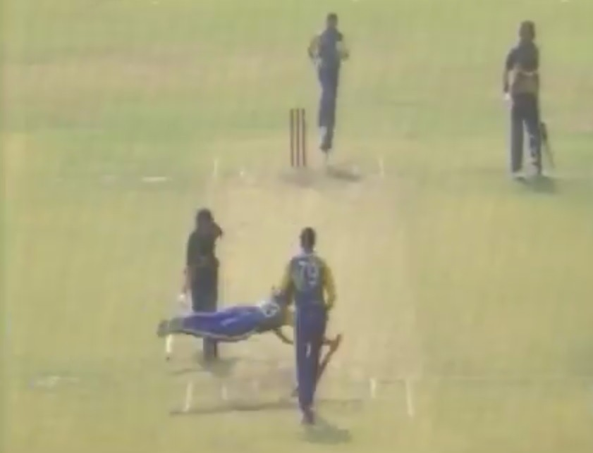 Vinay repeats Jonty's famous run-out in T20 tournament