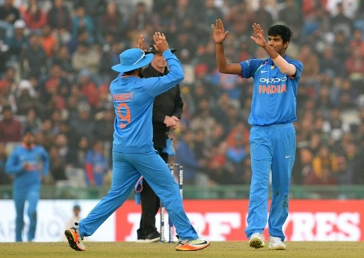 Both the spinners were part of the five games India played, and picked up eight wickets apiece. Sundar, who bowled mainly in the Powerplay, had an incredible economy rate of 5.70, while Chahal finished with 6.45.